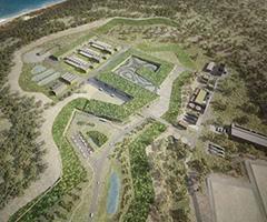 Victoria's desalination plant